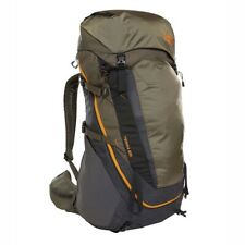 Mochila trekking the North Face Terra 55 Taupe Green Ay3