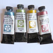 New listing Lot Iridescent Colors Daniel Smith Watercolor Paints