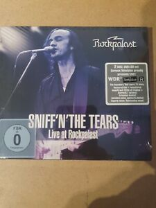 Sniff 'N' The Tears - Live At Rockpalast (NEW CD+DVD) new and sealed