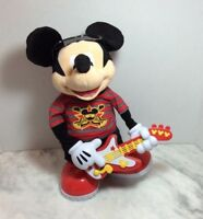 Rock Star Mickey Mouse Fisher-Price Disney Rock 'N Roll Dancing Animatronic Doll