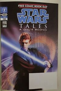 Star Wars Free Comic Book Day 2002, Dark Horse – A Jedi's Weapon