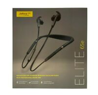 Jabra Bluetooth Headset, Kopfhörer, ANC, ELITE 65e, Titanium Black, Blister