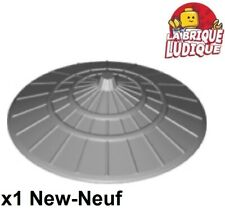 Lego 1x Minifig hat Conical Asian chapeau chinois conique gris/gray 93059 NEUF