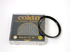 Filtro 55mm Macro Cokin Close-UP + 1D 101 USATO