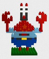 LOZ BLOCK EUGENE H KRABS nanoblock nano block spongebob squarepants crab