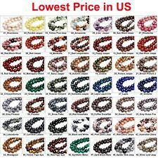 Wholesale Lot Natural Gemstone Round Spacer Loose Beads 4mm 6mm 8mm 10mm 12mm L1