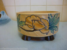 Bowls 1920-1939 (Art Deco) Date Range Royal Cauldron Pottery