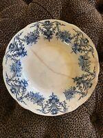 Antique Scottish Glasgow Pottery - J & M.P. Bell & Co Ltd Serving Bowl