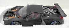 Voitures miniatures de tourisme noirs pour Ferrari 1:18