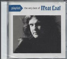 VERY BEST OF MEAT LOAF Modern Girl All Of Me Bat Out Of Hell Bad Attitude NEW CD