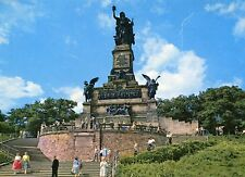 Alte Postkarte - Niederwalddenkmal