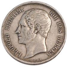 Monnaies, Belgique, Léopold I, 5 Francs #25982