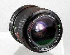 28-50mm Macro Zoom 1:3.5-4.5 - Minolta Manual Focus Mount - CPC Phase 2 CCT