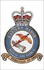 RAF Royal Air Force Eastern Radar crested Fridge Magnet