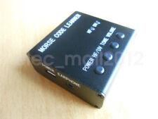 New Morse Shortwave Radio Station Morse Code CW Ham Radio Trainer Oscillator