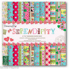 Dovecraft Serendipity 8x8 Paper Pack 48 Sheets