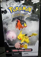 Pokemon Figures Multi-Pack Tepig Munna Pikachu NEW in BOX