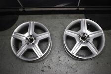 """2x originale AMG 19"""" Felgen für Mercedes-Benz S-Klasse W221"""