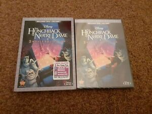 The Hunchback Of Notre Dame 3-Disc Special Edition DVD (Region 1)/Blu-Ray - NEW