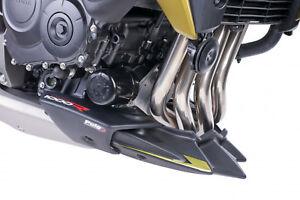 PUIG ENGINE SPOILER FOR HONDA CB1000R 2012 MATT BLACK