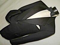 Mani Giorgio Armani men's classic 1 button formal tuxedo jacket coat 44 R