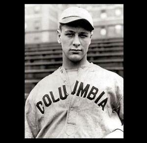 1921 Lou Gehrig College PHOTO Columbia University Baseball Team, Yankees Great