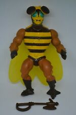 Buzz Off 1983 MOTU Masters of the Universe He-Man Vintage COMPLETE