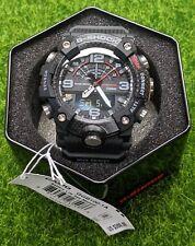 Casio G-Shock Mudmaster Mens Watch -Tough, Sealed, Digital, Black - Gg-B100-1Acr