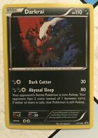 Mythical Darkrai XY194 XY Black Star Holo PROMO Pokemon Card Mint