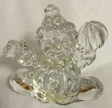 PRINCESS HOUSE Crystal Rocking CLOWN w/ Sticker Made In Germany