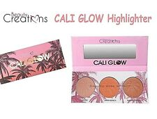 Beauty Creations CALI GLOW Highlighting Palette *Authentic & USA SELLER* NEW
