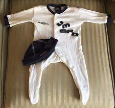 UMBRO Babygrow e Cappello Set Size 0-3 mesi