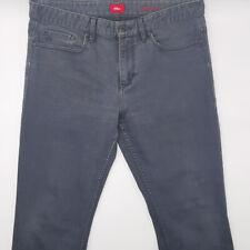 s.Oliver Tub X Regular W36 L34 grau Herren Men Designer Denim Jeans Hose Mode