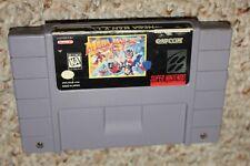 Mega Man X3 (Super Nintendo Entertainment System SNES) Cart Only  FAIR MegaMan