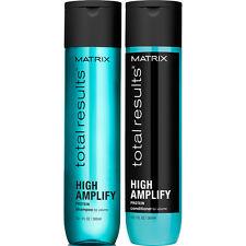 NUOVO MATRIX TOTAL RESULTS Amplify ALTO Shampoo 300ml & condizionat. 300ml