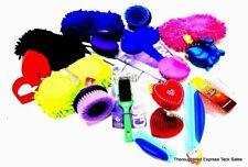 Baker's Dozen Bag of Brushes Tough-1 Assorted Brushes Horse Tack