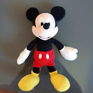Doudou Disney Nicotoy/Simba  Mickey peluche