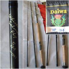 *NEW* 3 Piece Scottish Made Daiwa Whisker Salmon Fly 12ft #8-9 WF1209-3 Fly Rod