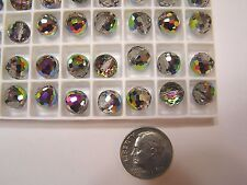 144 PIECES SWAROVSKI BEADS #5003 - 8MM - CRYSTAL VITRAIL MEDIUM- FACTORY PACKAGE