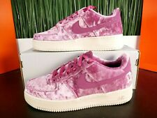 Nike Air Force 1 LV8 GS Unisex Womens Shoes Velvet Berry Pink Size 7.5-8.5