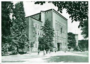 uralte AK, Chemnitz, Industrie-Schule