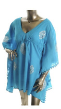 NWOT Moda International by Victoria's Secret Swim Cover-Up - XS, Sequin, Blue