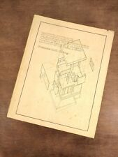 Building Construction Illustrated by Francis D. K. Ching HB 1975 First Edition