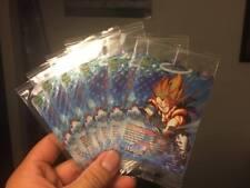 1 x Dragon Ball Super Card Leader Promo Miracle Strike Gogeta Goku Vegeta