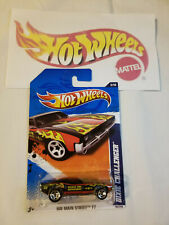 2011 Hot Wheels Hw Main Street '11 Dixie '70 Dodger Challenger 1:64 Delean Fd