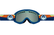 Dragon Alliance Dx Ski snowboard Goggles adult Kick Orange Ionzied New