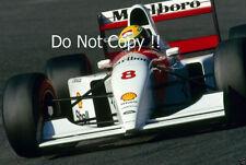 Ayrton Senna McLaren MP4/8 F1 Season 1993 Photograph 3