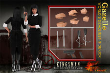 Hot Heart Kingsman The Secret Service Female Killer Gazelle 1/6 Figure