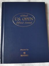 102nd US Open Official Annual (2002 HC) Bethpage State Park (NY) Tiger Woods