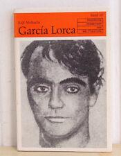 García Lorca, Band 60; Rolf Michaelis